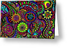 Changing Life Greeting Card