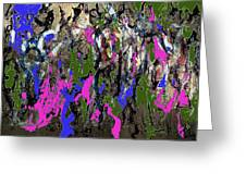 Chaos II. Greeting Card