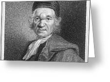 Charles De Saint-evremond Greeting Card