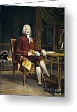Charles M. De Talleyrand Greeting Card
