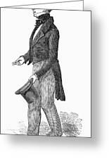 Charles Waterton (1782-1865) Greeting Card