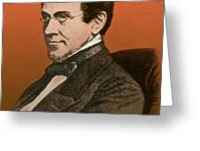 Charles Wheatstone, English Inventor Greeting Card