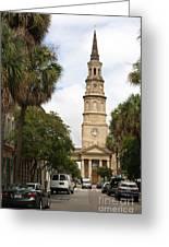 Charleston Church Greeting Card