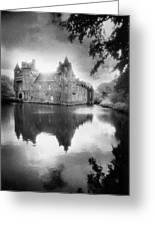 Chateau De Trecesson Greeting Card