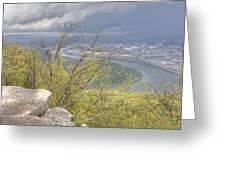 Chattanooga Greeting Card