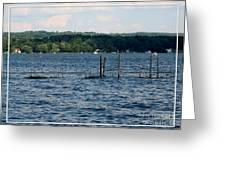 Chautauqua Lake  Greeting Card