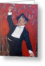 Cheers Greeting Card by Tom Roderick