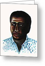 Cheick Oumar Sissoko Greeting Card