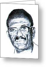 Cheikh Anta Diop Greeting Card