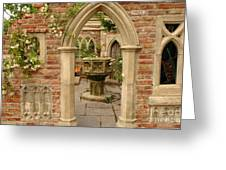 Chelsea Stone Archway Greeting Card