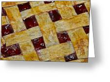Cherry Pie 3782 Greeting Card