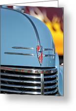 Chevrolet Hood Emblem 2 Greeting Card