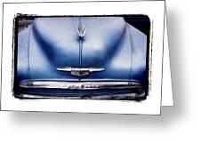 Chevrolet  Greeting Card