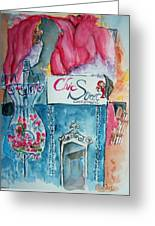 Chic Street Consignments Greeting Card