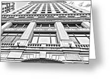 Chicago Impressions 8 Greeting Card