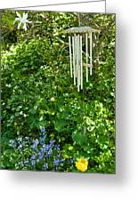 Chimes And Bells Greeting Card