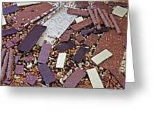 Chocolate Greeting Card by Joana Kruse