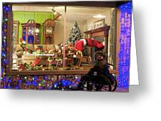 Christmas In Rochester Greeting Card