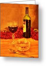 Christmas Poster Greeting Card