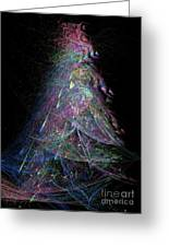 Christmas Tree 67 Greeting Card