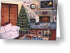 Christmastime Greeting Card