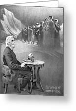 Christopher Sholes, American Inventor Greeting Card