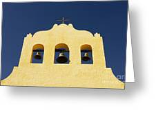 Church Bells Greeting Card