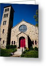 Church Series - 4 Greeting Card