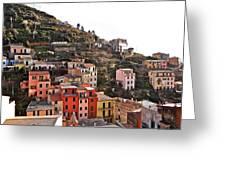 Cinque Terre I Greeting Card