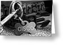 Cisco's Greeting Card