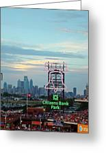 Citizens Bank Park 1 Greeting Card