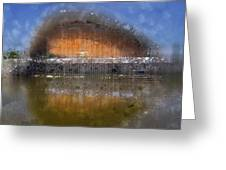 City-art Berlin Pregnant Oyster Greeting Card