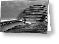 City Hall - London Greeting Card