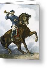 Civil War: Bugler, 1863 Greeting Card