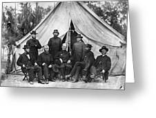 Civil War: Chaplains, 1864 Greeting Card