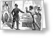 Civil War: Food Shortage Greeting Card
