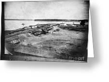 Civil War: Fort Defiance Greeting Card