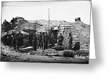 Civil War: Headquarters Greeting Card