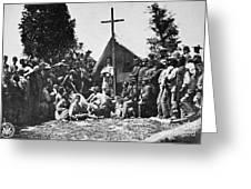 Civil War: Religion Greeting Card