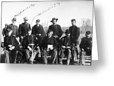 Civil War: Veterans Greeting Card
