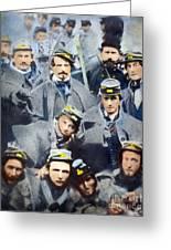 Civil War: Volunteers, 1861 Greeting Card