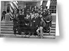 Civil War: War Department Greeting Card