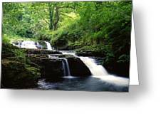 Clare Glens, Co Limerick, Ireland Irish Greeting Card