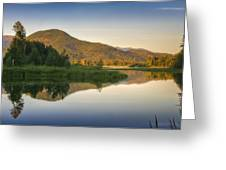 Clark Fork Delta 3 Greeting Card