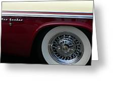 Classic Chrysler New Yorker Greeting Card