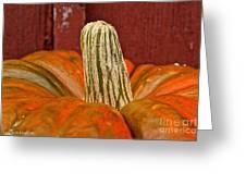 Classic Halloween Greeting Card