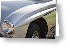 Classic Jensen 541 S Greeting Card