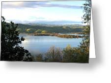 Clear Lake California 2 Greeting Card