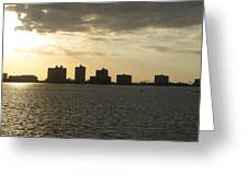 Clearwater Sky Greeting Card