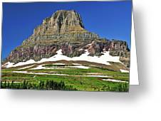 Clements Mountain Greeting Card